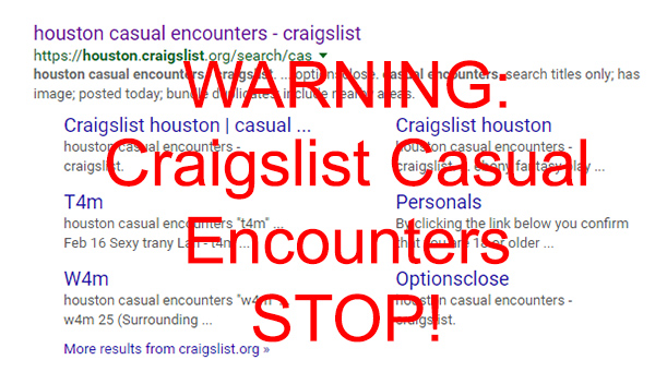 craigslist casual encounters houston texas